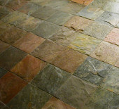 Slate Cleaning & Sealing