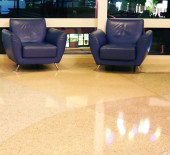 Terrazzo repair and restoration